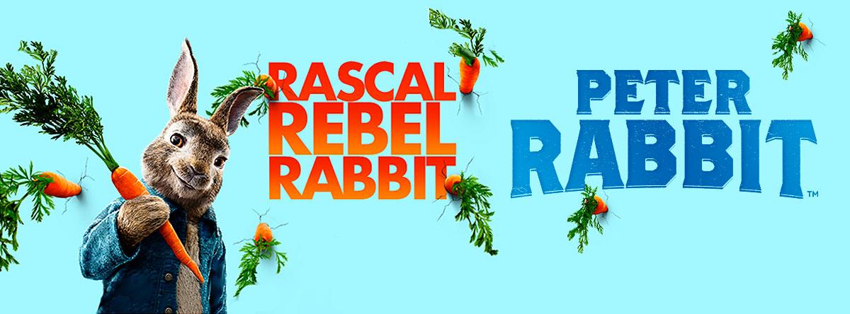 ปีเตอร์ แรบบิท Peter Rabbit