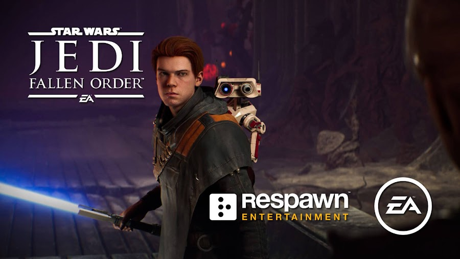 star wars jedi fallen order launch trailer pc ps4 xb1 cal kestis respawn entertainment electronic arts