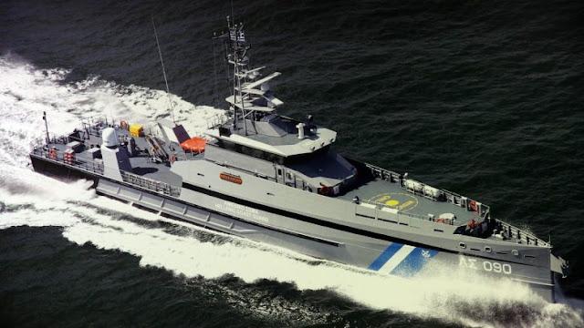 Ενοχλούνται οι Τούρκοι από τα πλοία του Λ.Σ και των Ε.Δ. στην οριογραμμή: Γιατί άραγε;