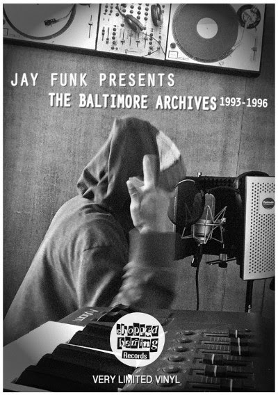 HipHop-TheGoldenEra: Jay Funk - The Baltimore Archives 1993 -1996