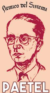 Karl Otto Paetel, nemico del sistema