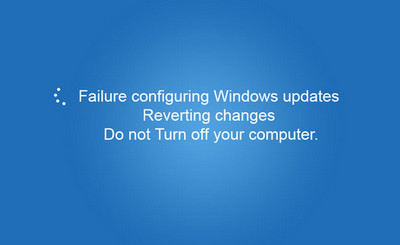 Cara Mengatasi Laptop Failure Configuring Windows Updates