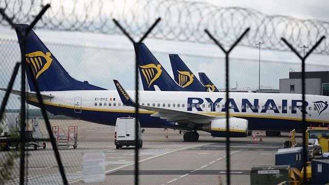 Το Δικαστήριο της ΕΕ έκοψε τα... φτερά της Ryanair: Νόμιμες οι κρατικές ενισχύσεις σε αεροπορικές εταιρείες