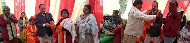 भैरव जयंती के शुभ अवसर पर भंडारे के आयोजन