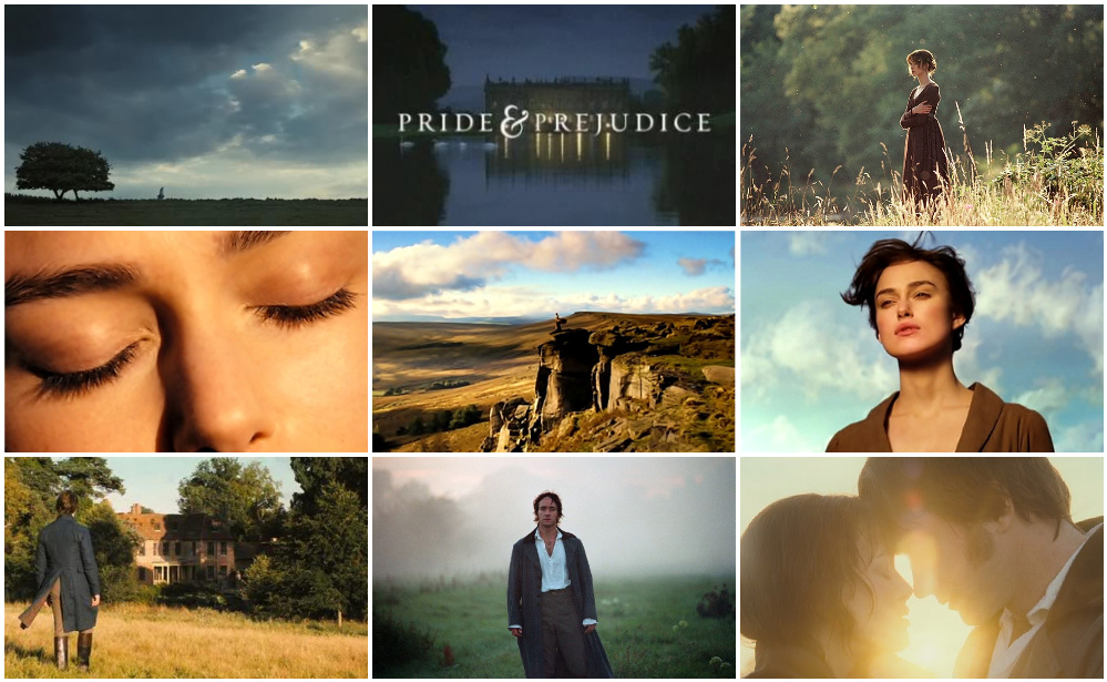 16 Beautiful Things I love about the 2005 Pride & Prejudice film