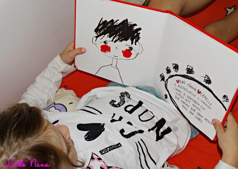 Hoy leemos cuento infantil libros album ilustrado