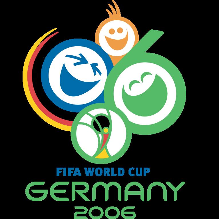 Logo Piala Dunia FIFA Tahun 2006 Jerman