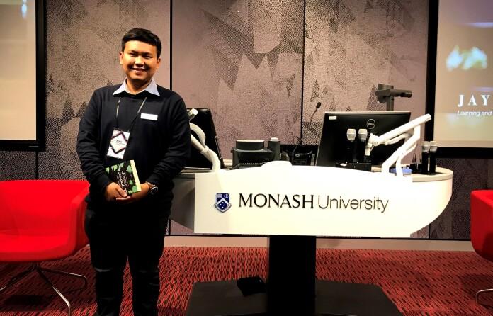 Yogi Saputra Mahmud - Kuliah Gratis dengan Beasiswa Full Sampai Lulus di Monash University