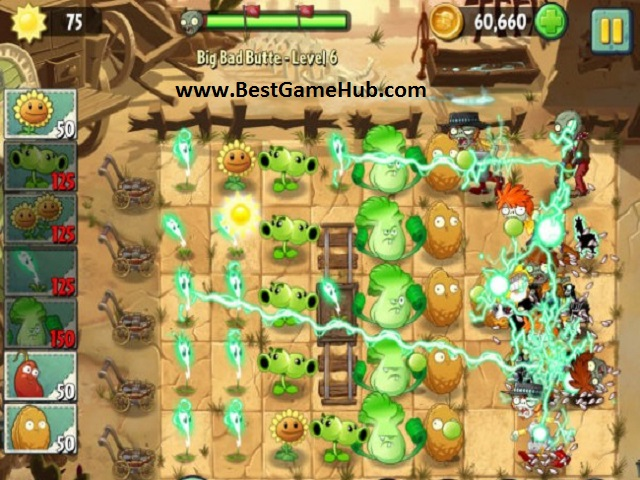 Plants vs Zombies 2 PC Game Free Download   BestGamehUb.com