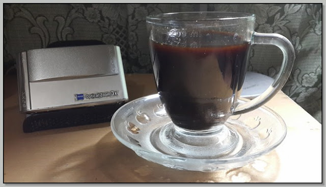 KOPI TOP - ROBUSTA ARABICA BLEND