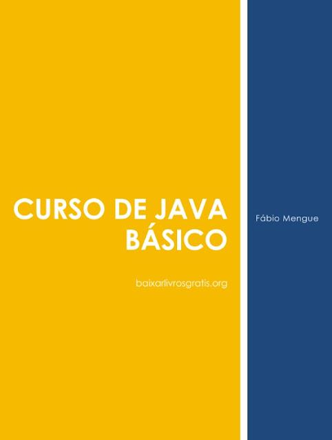 Curso Básico de Java - Fábio Mengue