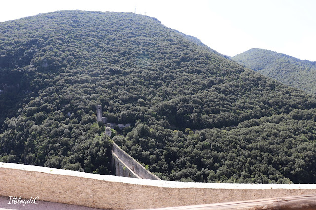Ponte delle Torri Spoleto Umbria