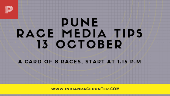Pune Race Media Tips 13 October