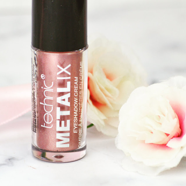 Technic Cosmetics Makeup New Releases Review Metalix