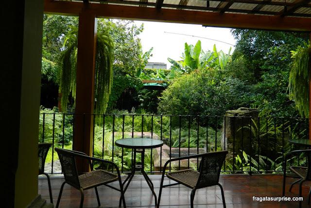 Restaurante Epicure, Antigua Guatemala