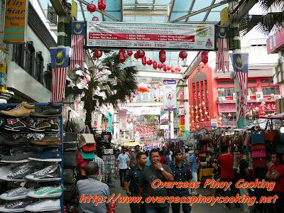 China Town - Street Market