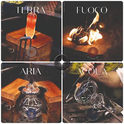 archè 4 elementi