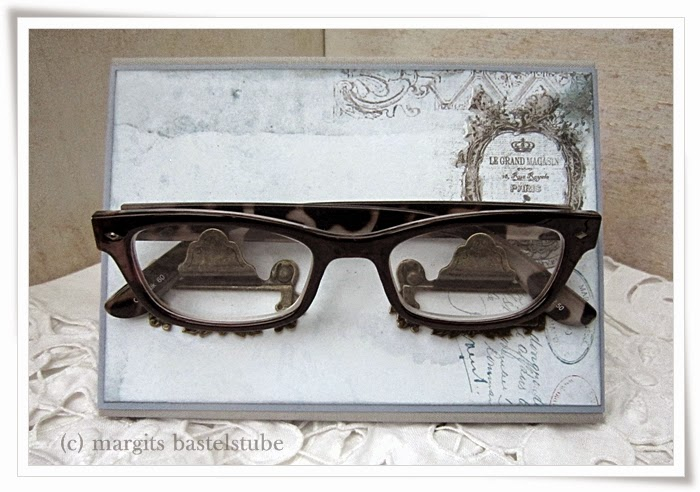 margits bastelstube brillenhalter kreativ welt messe frankfurt. Black Bedroom Furniture Sets. Home Design Ideas