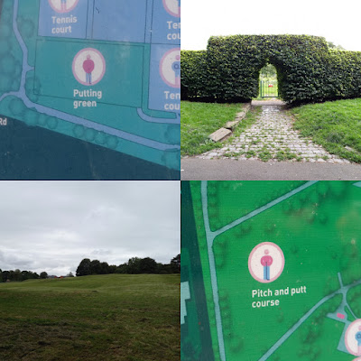 Putting Green at Victoria Park in Pendlebury, Swinton and the Pitch & Putt course at Buile Hill Park in Salford