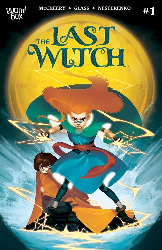 Cover of Last Witch #1