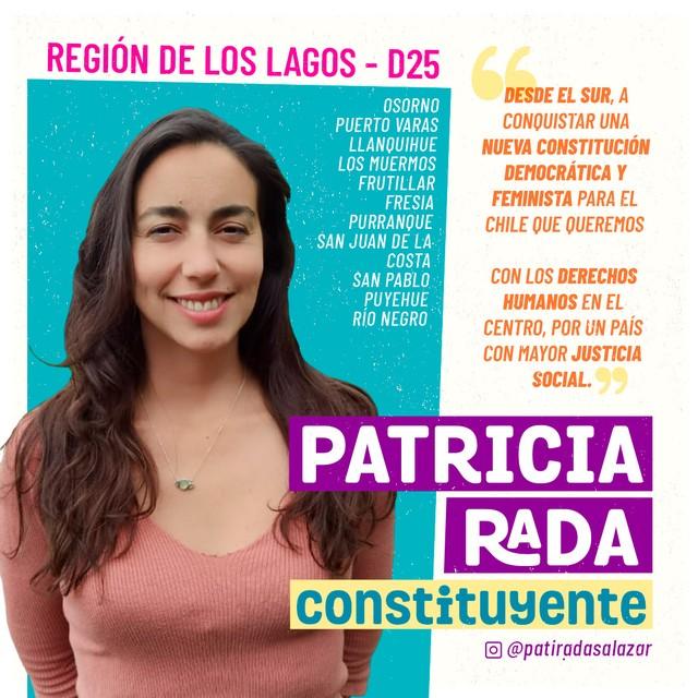 Patricia Rada Salazar