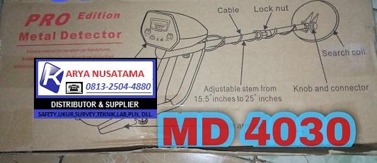 Jual PRO EDITION 4030 Metal Detector 1mtr di Makasar