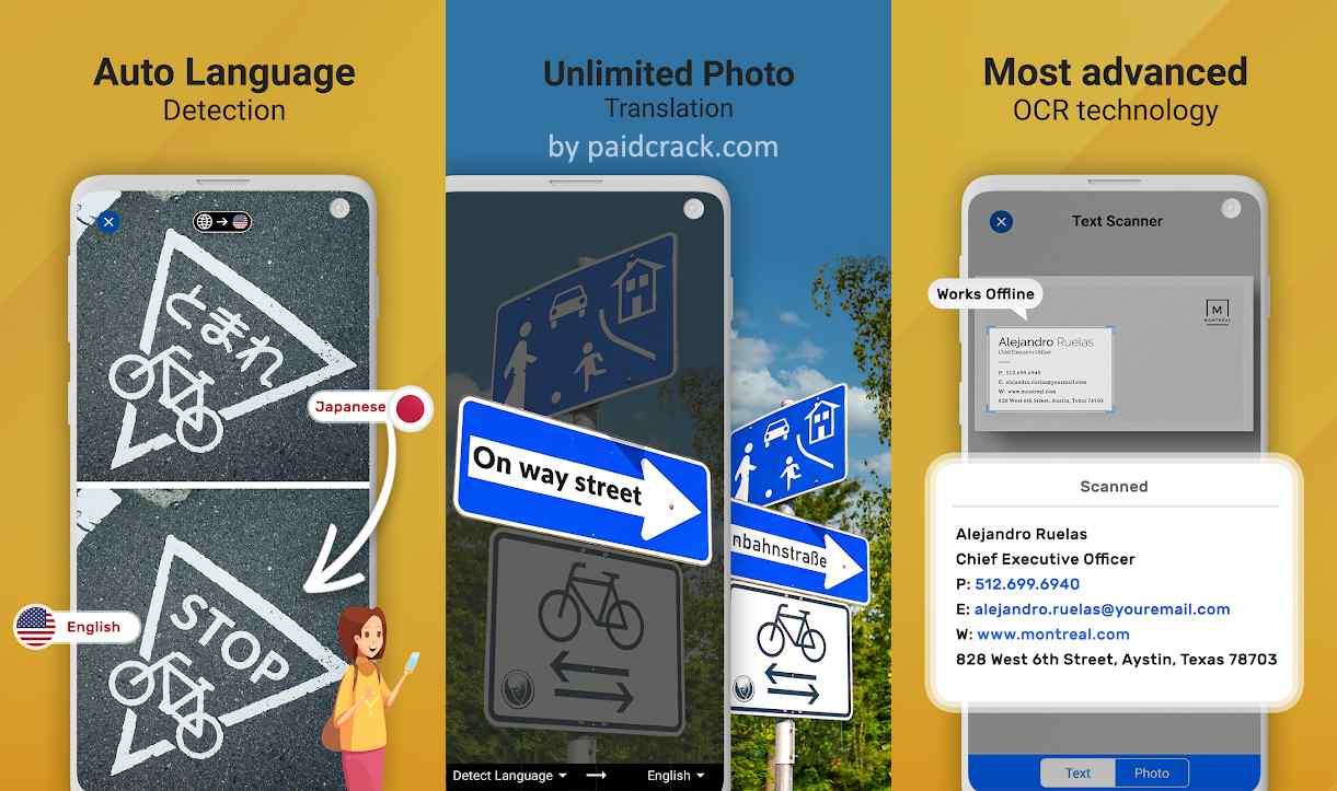 Photo Translator Premium Mod Apk 8.3.2