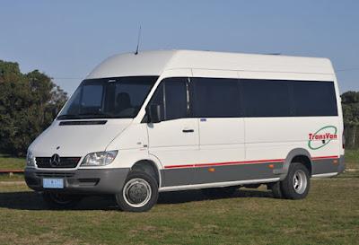 Vans Mercedes Benz