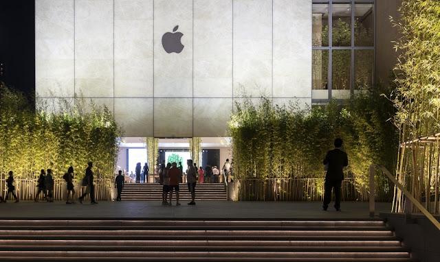 Work From Home Usai, 25 Apple Store di AS Bukan Kembali