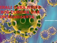 Ternyata Begini Cara Hidup dan Penyebaran Virus Corona