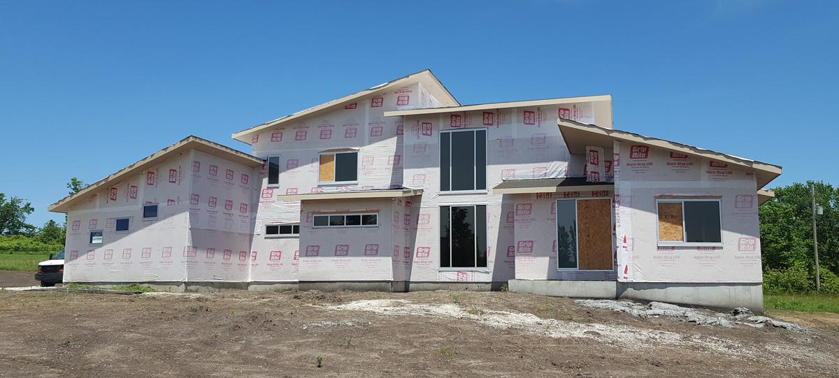 Modern house design at clemdesign for Modern home design kansas city