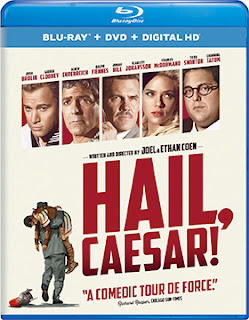 DVD & Blu-ray Release Report, Hail, Caesar!, Ralph Tribbey