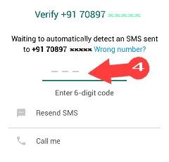 Whatsapp क्या है ? Whatsapp में  account कैसे बनाए