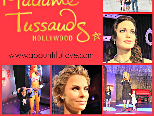 Fun Day at Madame Tussauds