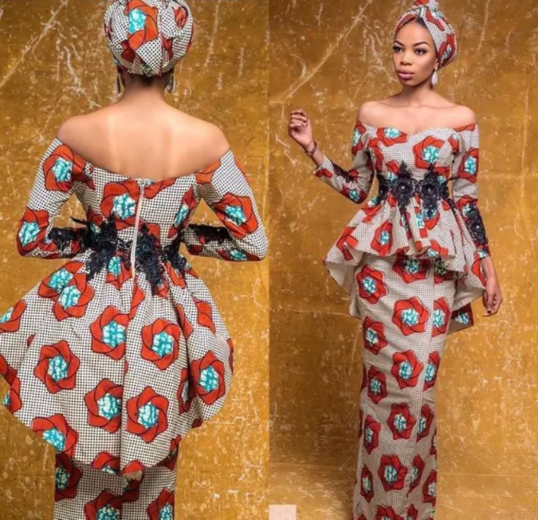 100+ New Colourful and Decent Ankara Styles You Should Take To Your Tailor This Month