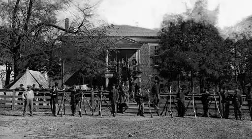 Battle of Appomattox Court House (1865)