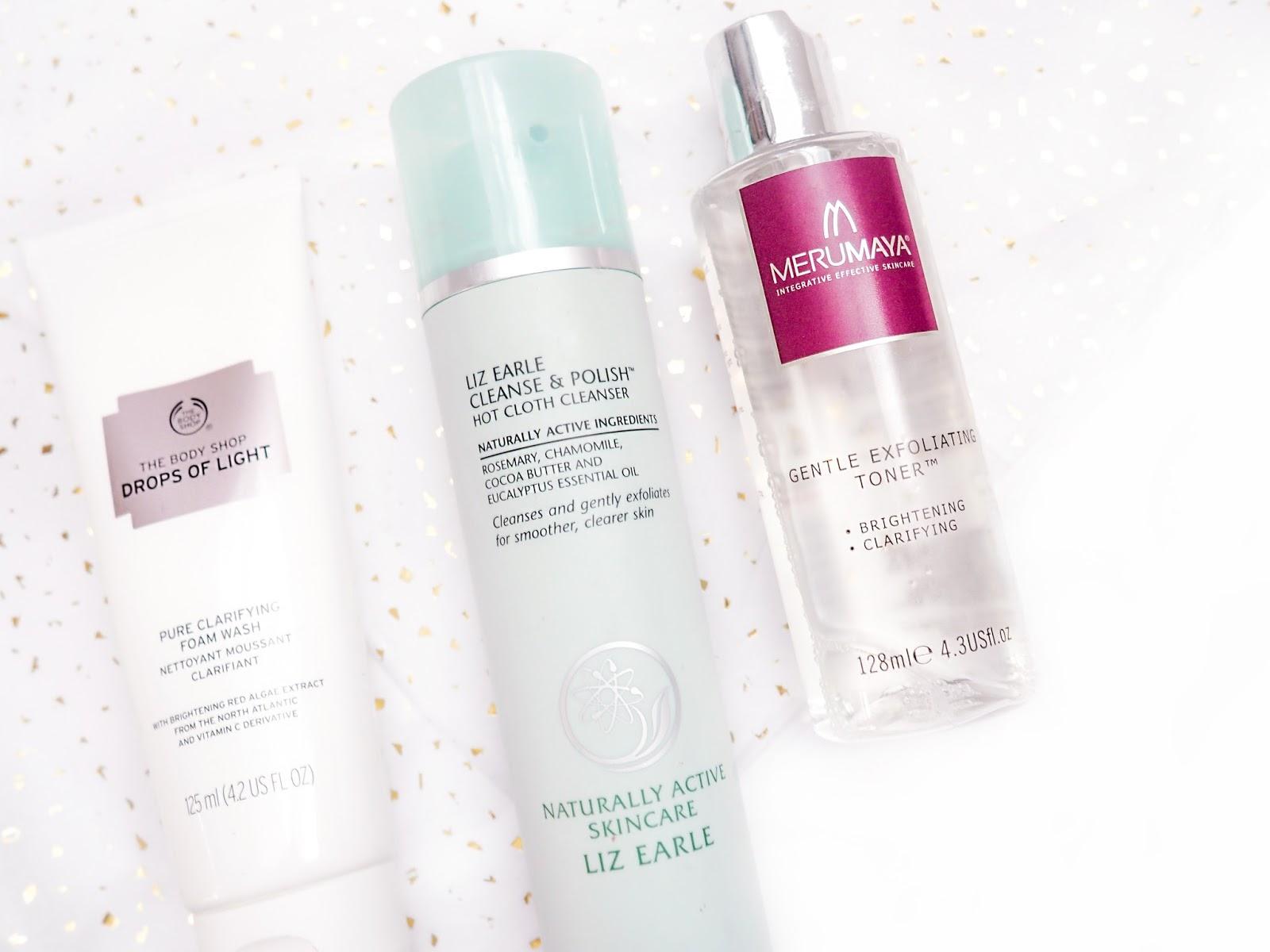 February Beauty Favourites Skincare