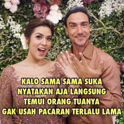 15 Meme 'Raisa - Hamish' Pasca Menikah Ini Bikin Ngakak Parah