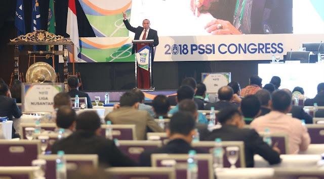 Jadwal Pemilihan Ketua Umum PSSI Periode 2019-2023