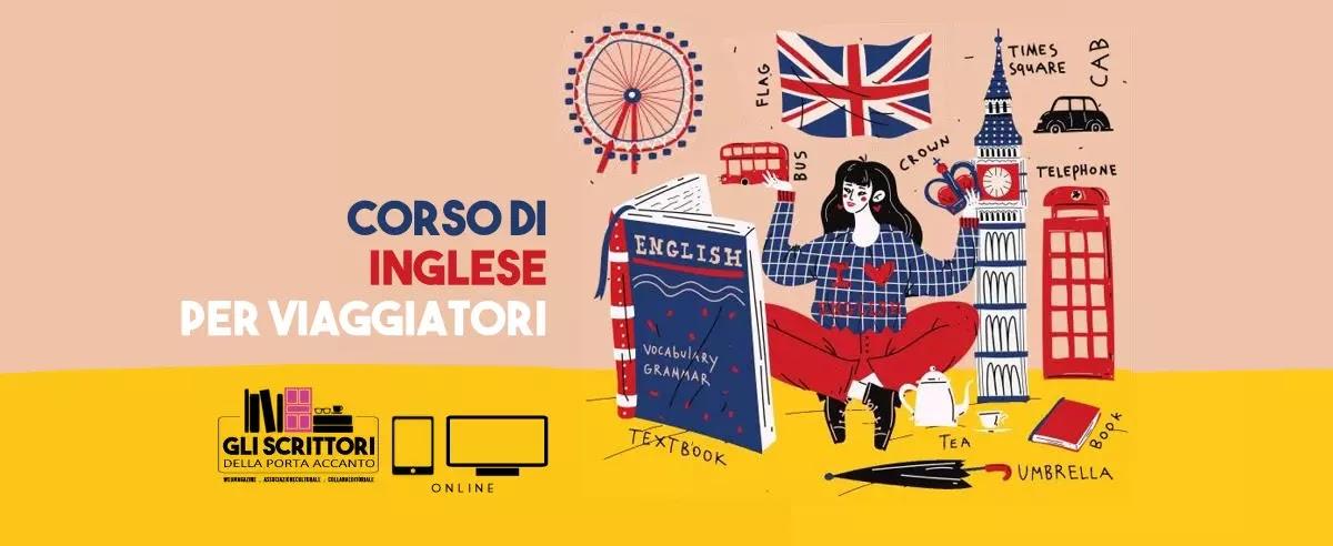 Corso di inglese per viaggiatori