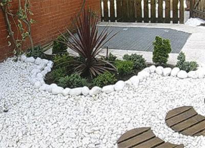 Decoracion de jardin con piedras en el 2012 2013 for Decoracion de piedras para jardin