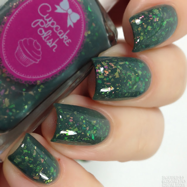 Cupcake Polish-Peace & Love