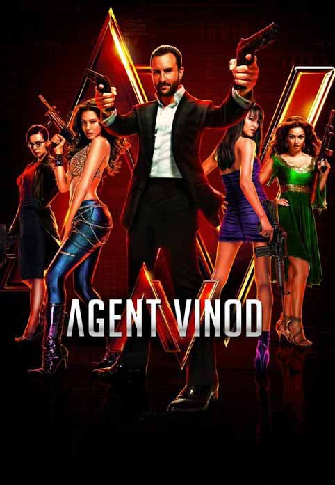 Agent vinod (2012) mp3 songs free download.