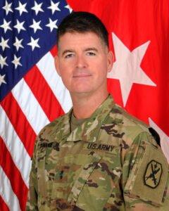 Генерал-майор Патрік Донахо
