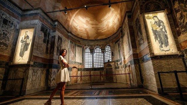 Setelah Hagia Sophia, Turki Kembali Ubah Museum Lain dan Bekas Gereja Jadi Masjid