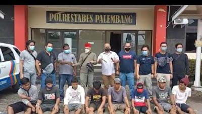 Ternyata Preman Pungli Banyak di Palembang