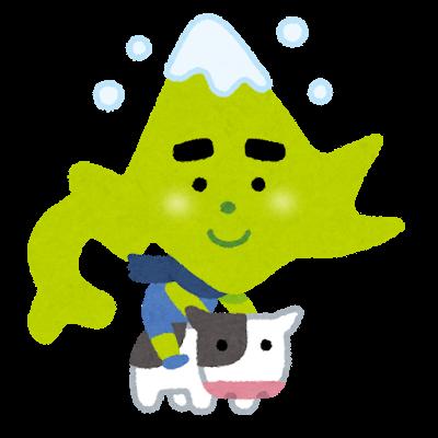 北海道のキャラクター