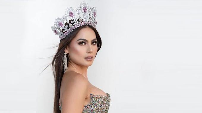 La   mexicana Andrea Meza nueva Miss Universo