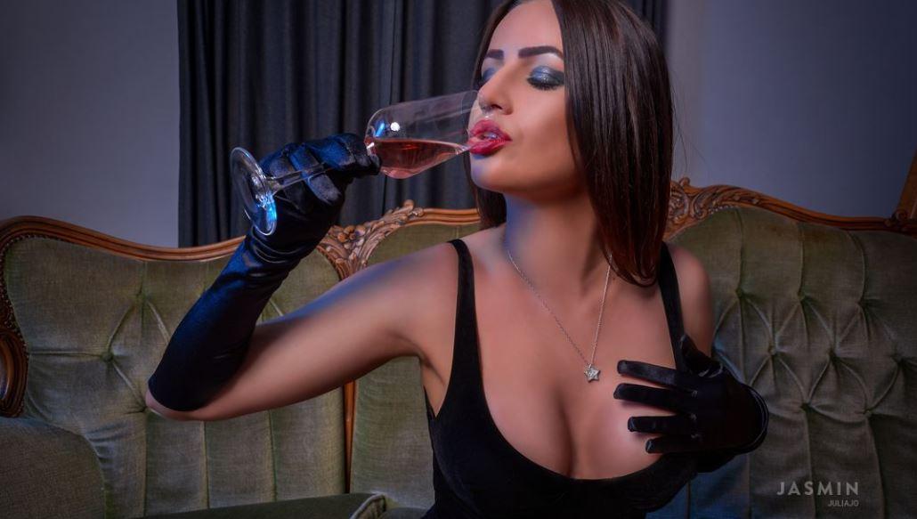 JuliaJo Model GlamourCams
