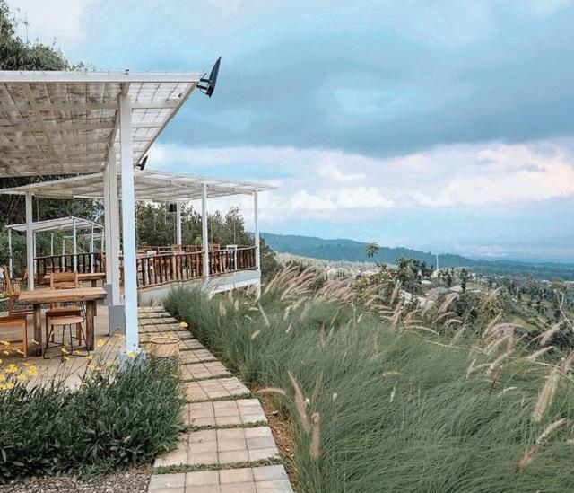 panorama sinie garden & space bandung